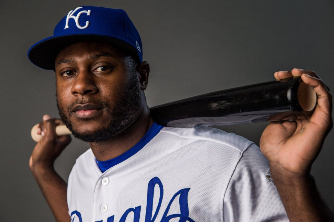 Lorenzo Cain goes back to the team that drafted him.